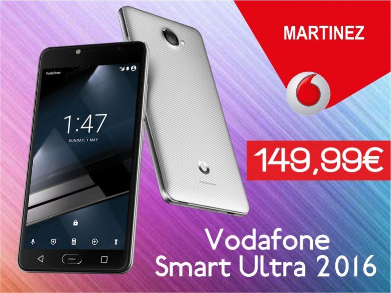 offerta vodafone smart ultra promozione smartphone vodafone store martinez