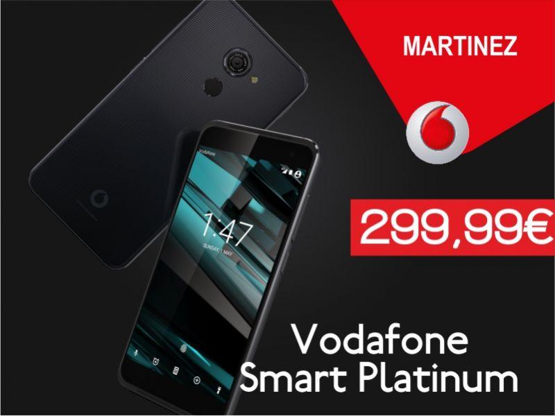offerta vodafone smart platinum promozione smartphone vodafone store martinez