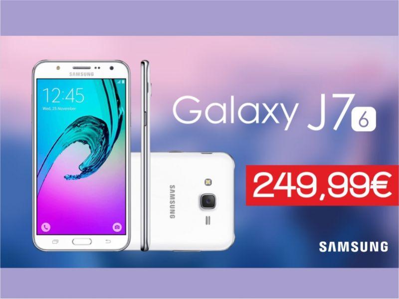 offerta samsung j7 promozione smartphone vodafone store martinez