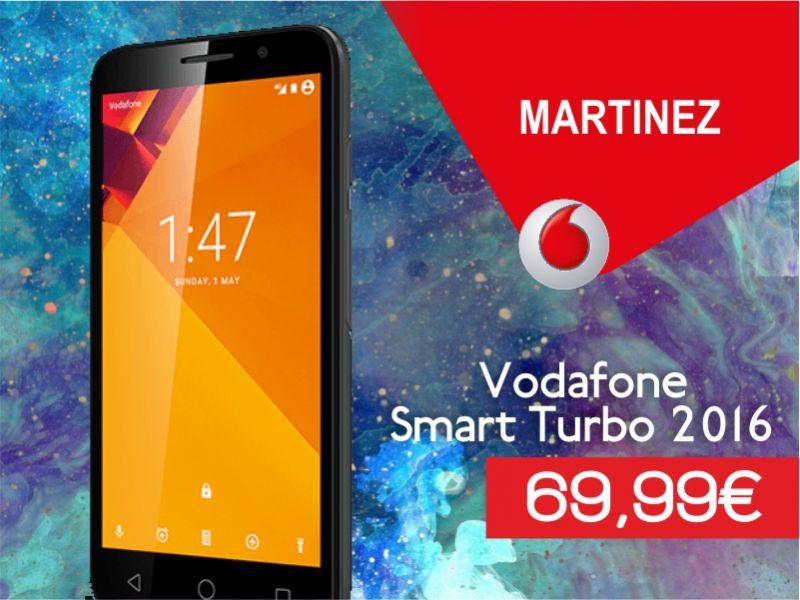 offerta vodafone smart turbo promozione smartphone vodafone store martinez
