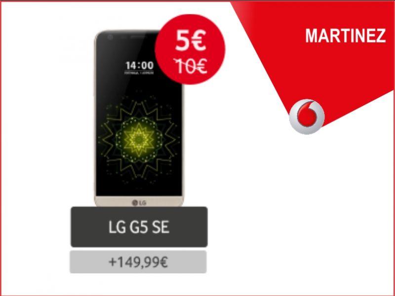 offerta lg promozione telefono a rate vodafone store martinez