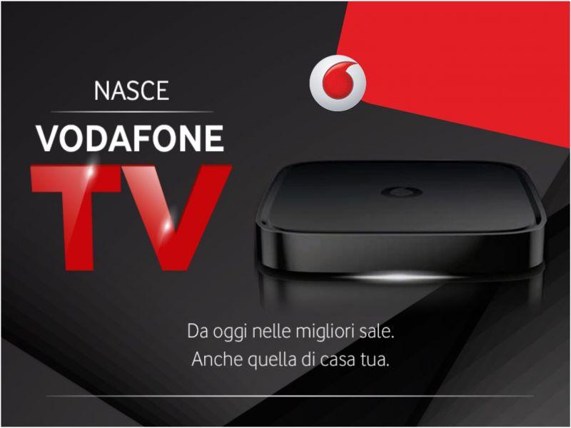 Offerta Vodafone Tv - promozione now tv - Vodafone store martinez