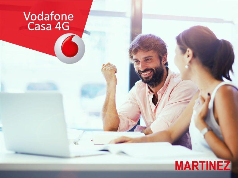 Offerta Vodafone Casa - Vodafone casa 4G - Vodafone store Martinez