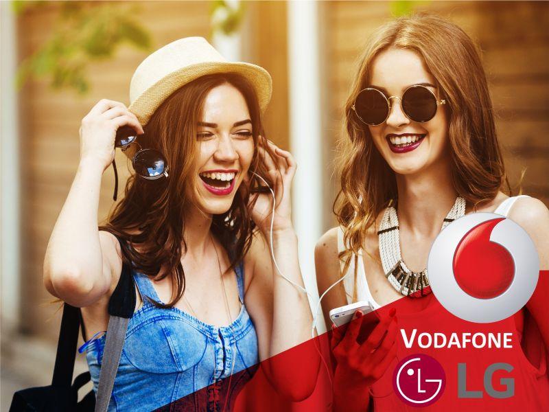 Offerta Smartphone Lg - Occasione cellulari vodafone smart - Vodafone Store Martinez Trapani