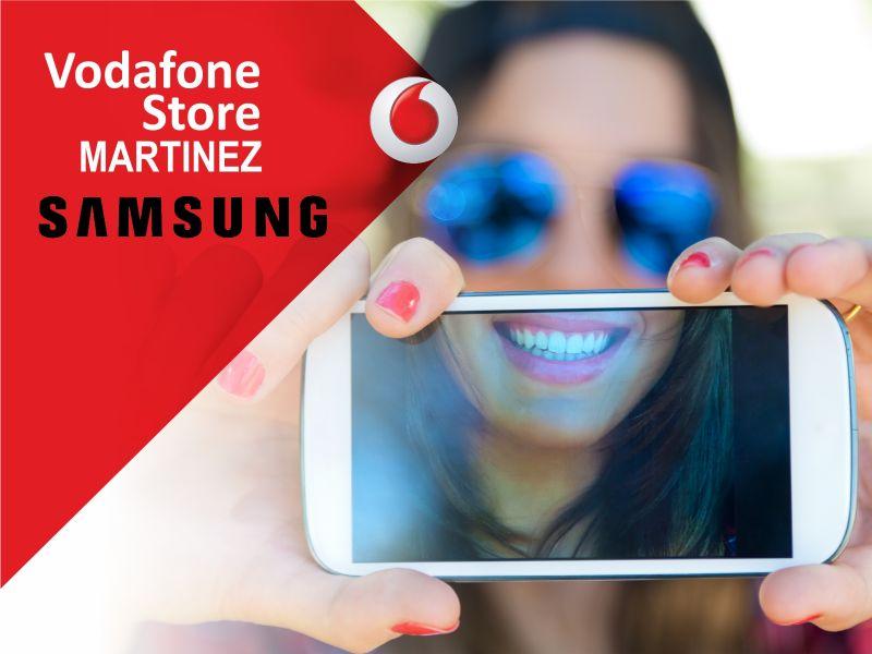 Offerta Smartphone Samsung - Occasione cellulari Galaxy - Vodafone Store Martinez Trapani