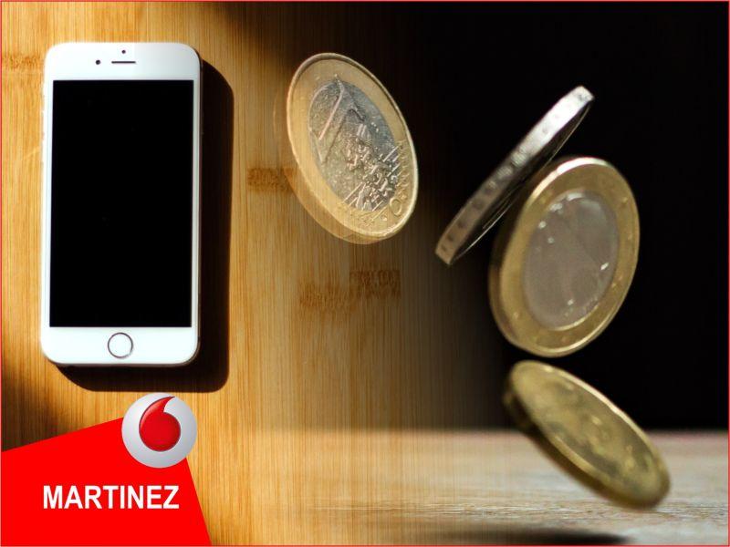 Offerta smartphone rata - Promozione telefoni a un euro - Vodafone Store martinez Trapani