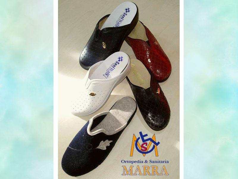 offerta occasione promozione pantofole sanitarie saniwalk napoli