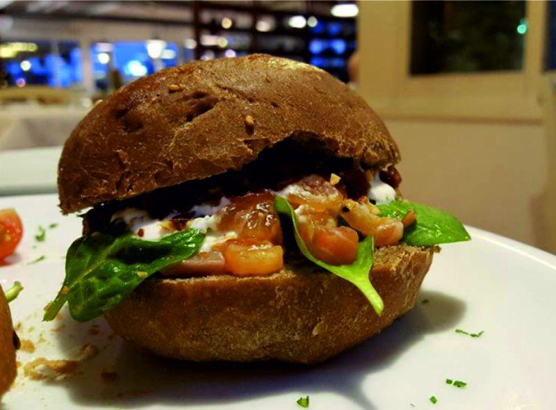 Offerta panino Gourmet - Occasione panino al salmone - Da Ciarro