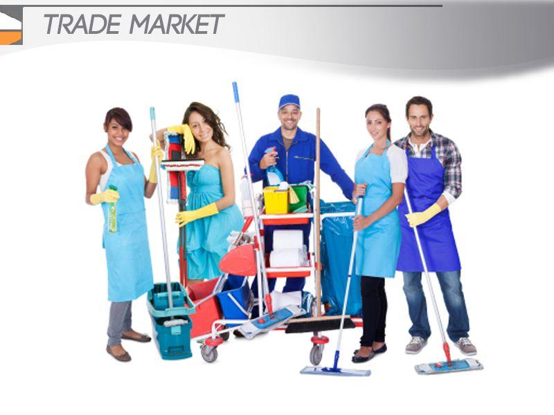 Prodotti per la pulizia professionale-Trade Market