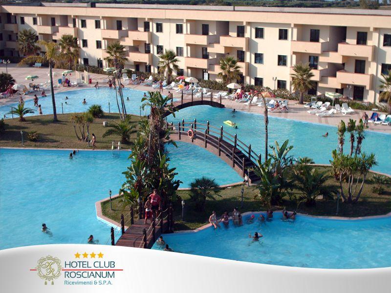 promozione offerta occasione hotel club residence roscianum rossano