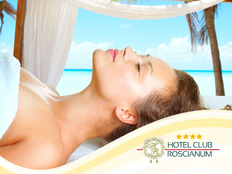 offerta pacchetti spa hotel roscianum - offerte estate 2018 wellness spa rosciano