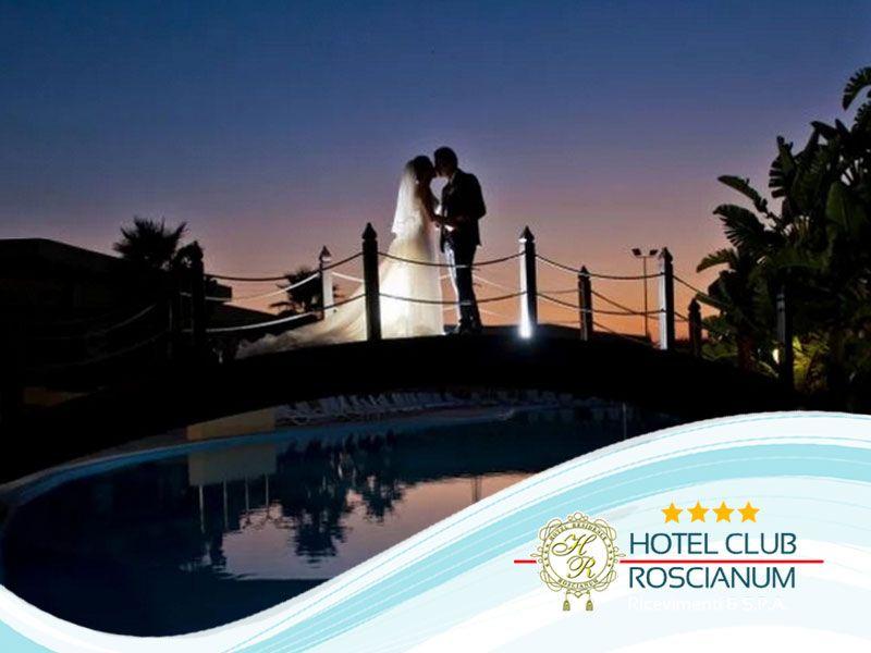offerta location matrimoni hotel club rosciano - promozione organizzazione eventi ricevimenti