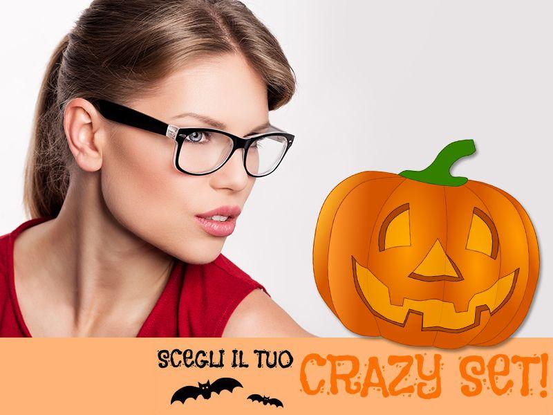 promozione offerta occasione lenti a contatto halloween verona