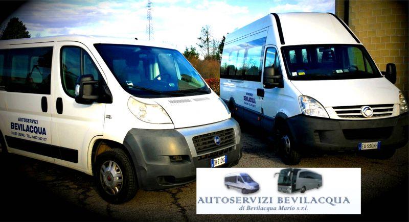 offerta Autonoleggio Pulmini - promozione Autonoleggio Pulmini e minibus