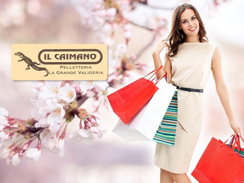 Offerta Borse da Donna - Occasione Borse Donna Primavera/Estate - Il Caimano