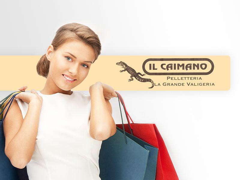 Offerta Borse da Donna Nuove Collezioni - Occasione Cartelle - Il Caimano
