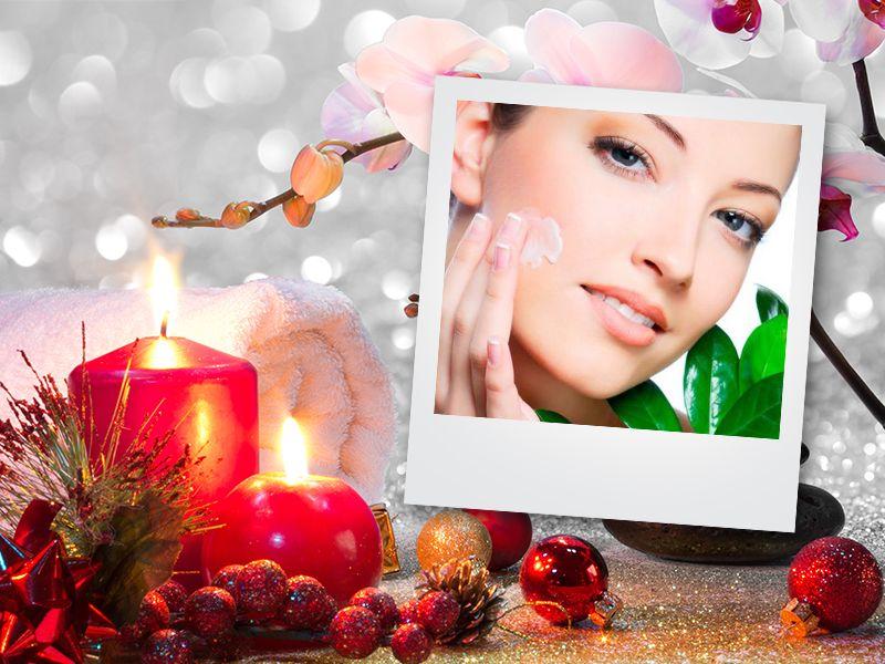 promozione blink maschera di bellezza peeling viso trento estetica clorofilla