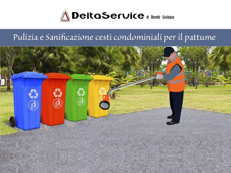 offerta occasione promozione pulizia secchioni terni