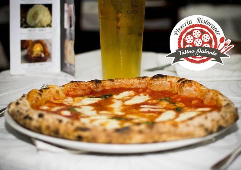 offerta pizza napoletana promozione fritture napoletane Pizzeria Galante San Giorgio a Cremano