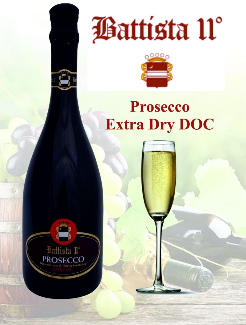 Offerta Vendita Prosecco Latisana e Udine - Occasione Vendita Prosecco Extra Dry Doc Udine