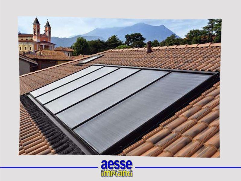 Offerta Impianti Solari termici - Promozione Pannelli Solari - Aesse Impianti