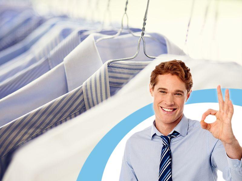 Offerta Lavaggio Camicie - Promozione Stiratura Camicie - La Lavandaia