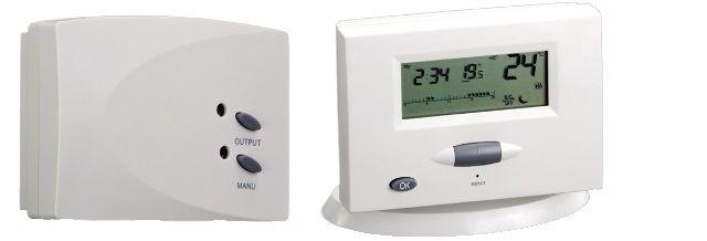 cronotermostato digitale wireless