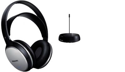 cuffia wireless radiofrequenza