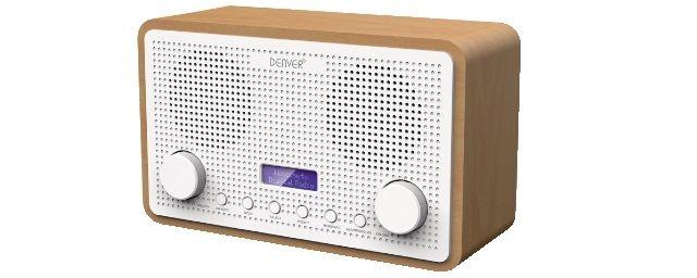 RADIO STEREO DAB+/FM PLL DENVER