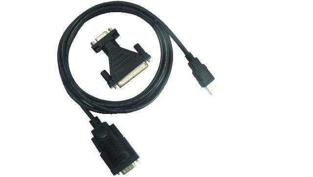 ADATTATORE USB / SERIALE