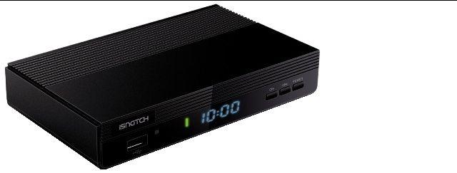 DECODER DIGITALE TERRESTRE DVB-T2/HEVC IN HD CON USB PVR