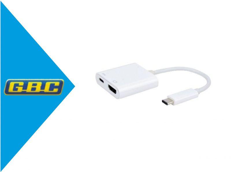 CONVERTITORE USB 3.1 C  GEN 1 / HDMI CON PORTA C