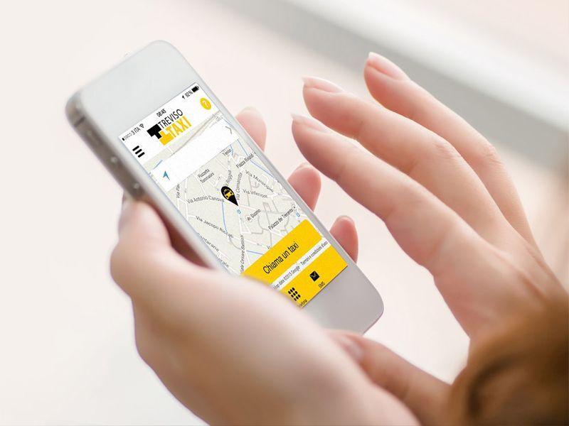 Promozione Servizio AppTaxi - Offerta applicazione taxi download - Co.Ta.Tre