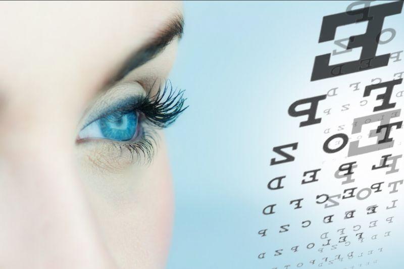 offerta controllo della vista test visivo - occasione analisi visiva visita optomertica trieste