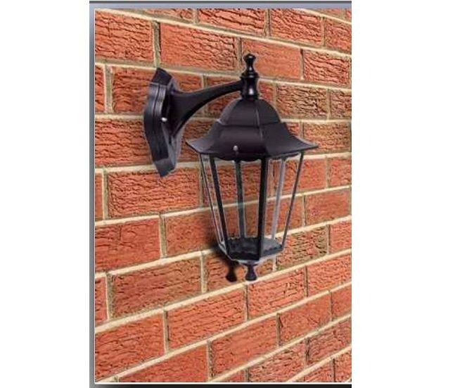 lanterna da esterno antichizzata