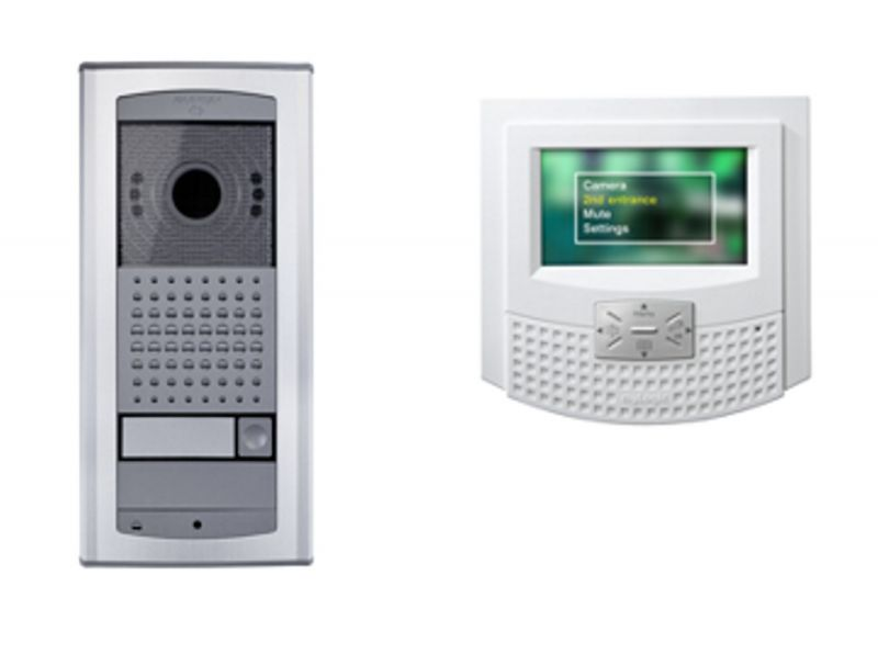 videocitofonia digitale farfisa duo system