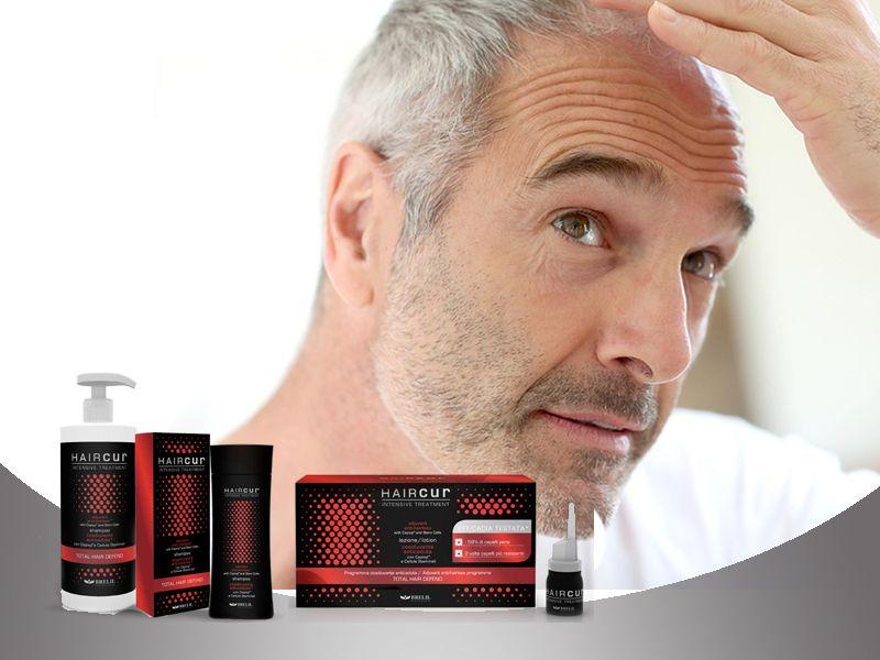 promozione offerta occasione trattamento anticaduta hair cure cosenza