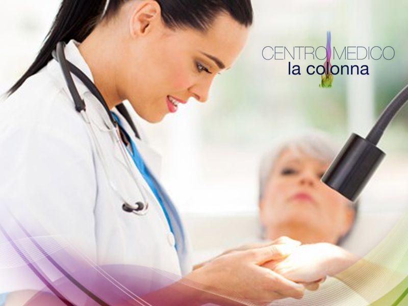Promozione dermatologia Treviso - Offerta dermatologo Treviso - Centro Medico La Collonna