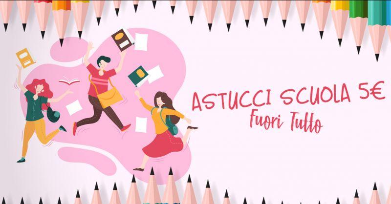 Offerta vendita astucci per ragazzi a Lecce - Occasione distribuzione astucci lecce