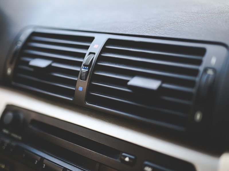 ricaria clima gas r1234yf carrozzeria pannacci
