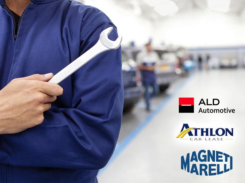 Offerta Autocarrozzeria ALD Automotive - Promozione Magneti Marelli - Carlo Brunicella