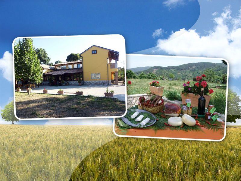 Offerta Agriturismo San Pietro in Guarano - Promozione Piatti Genuini - Agriturismo Santojanni