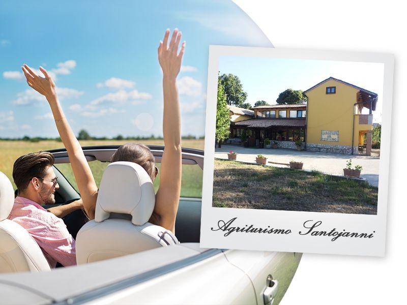 Offerta Soggiorno Sila - Promozione Escursioni Sila - Agriturismo Santojanni