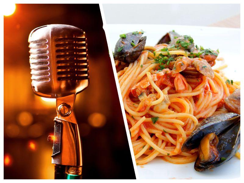 Musica dal vivo e cucina mediterranea - La Cantina del Duca