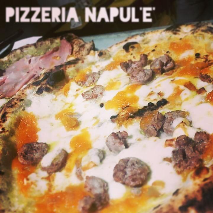 alla pizzeria napule trovi questa golosita vieni a gustarla