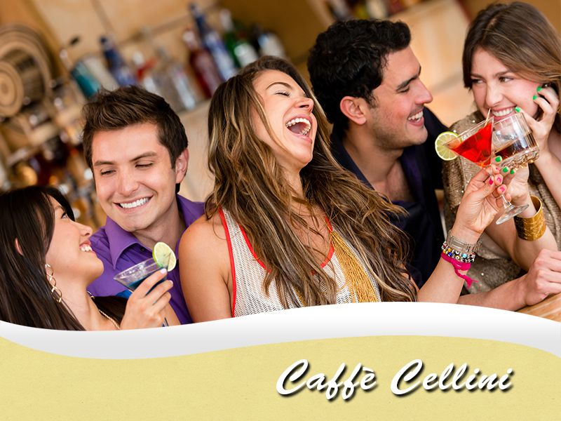 Offerta Aperitivo - Promozione Apericena - Caffè Cellini