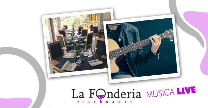 offerta ristorante musica live clt - locale musica dal vivo la fonderia clt