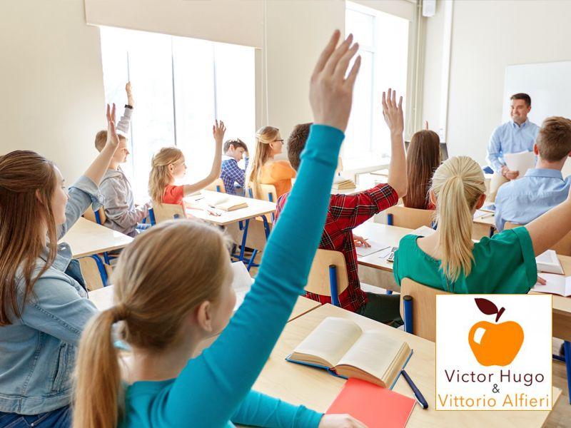 Corsi E-Teachers di formazione per diventare insegnanti - Istituti Victor Hugo Vittorio Alfier