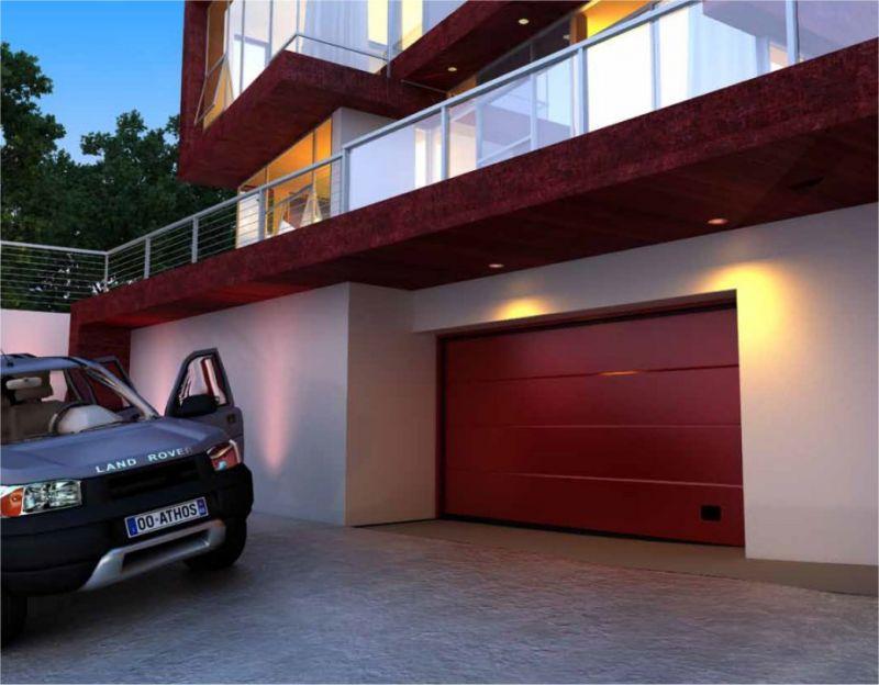 ristrutturazioni porte da garage motorizzati sezionali doghe cassettoni