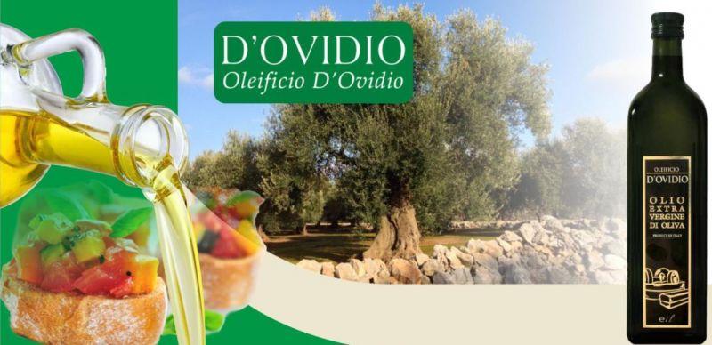 Promozione Olio extravergine di oliva - Occasione Olio Extravergine Vendita on line - D' Ovidio